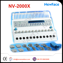 NV-2000X electro stimulation weight loss equipment