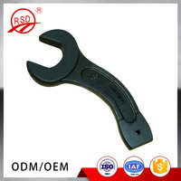 RD13024-85 Hand tools for industrial machinery repair tap Bent open end wrench