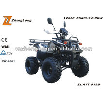 The EPA certification kandi atv