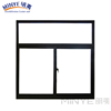 China factory low price aluminum sliding window Factory Price main door designs and window entry pvcdouble glaze sliding windows