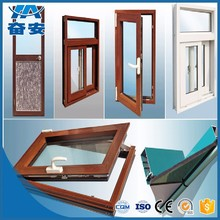 Competitive Price Silver Anodized Aluminum Extrusion Window Frame