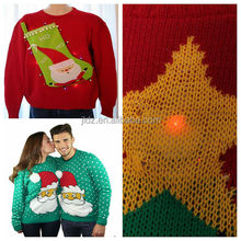 Hot selling more color christmas pullover