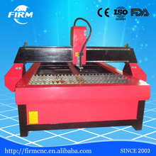 2500* 1300mm cnc plasma cutter jinan table cheap cnc plasma cutting machine for sale