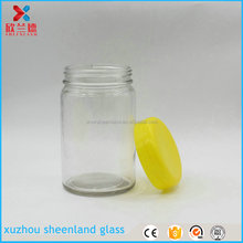 Customer made 50ml round candy jar/mini food packing jar for sale