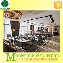 Moontree MDR-1350 Top Quality Modern Fashionable High End Stylish Restaurant Furniture