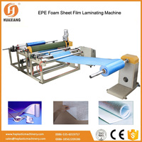 Auto pe sheet laminator with CE