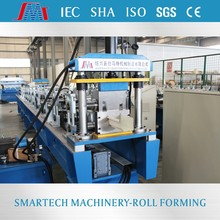 Hot sale rain water gutter cold roll forming machine