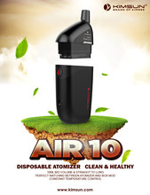 KIMREE/KIMSUN July Newly Arrival AIR 10 2ml/10ml Pre-filled Disposable Atomizer & 40W Vapor Box Mod Electronic Cigarette
