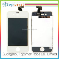 Hot Selling mobile phone lcd for iphone 4/4s touch