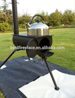 Small-sized Camping Stove /Cheap Military Log Burner
