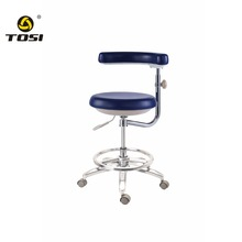 Dental supply dentist Assistant stool/dental chair with different colors