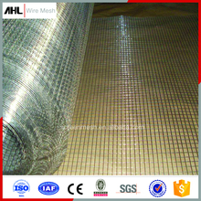 Factory 16 Gauge Stainless Steel 304 High Quality Wire Netting for Construction Mesh and Fence Galvanized Welded Wire Mesh Roll.