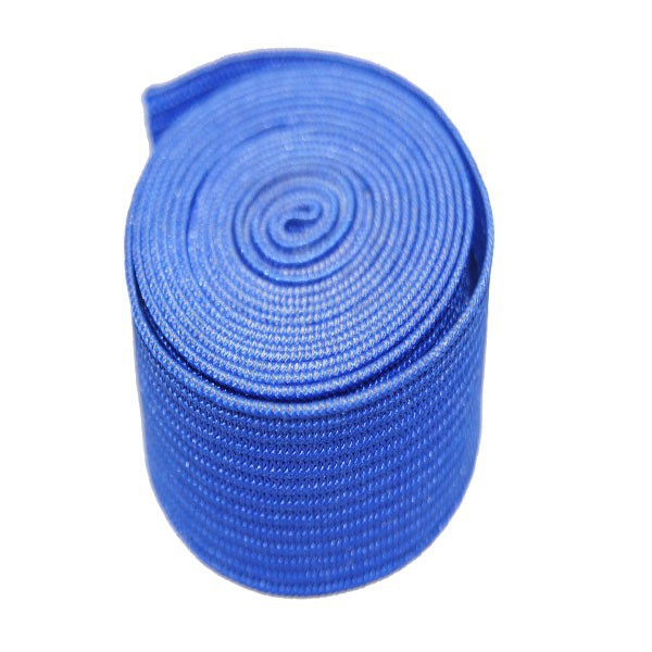 Cotton Elastic band for maps ,blue