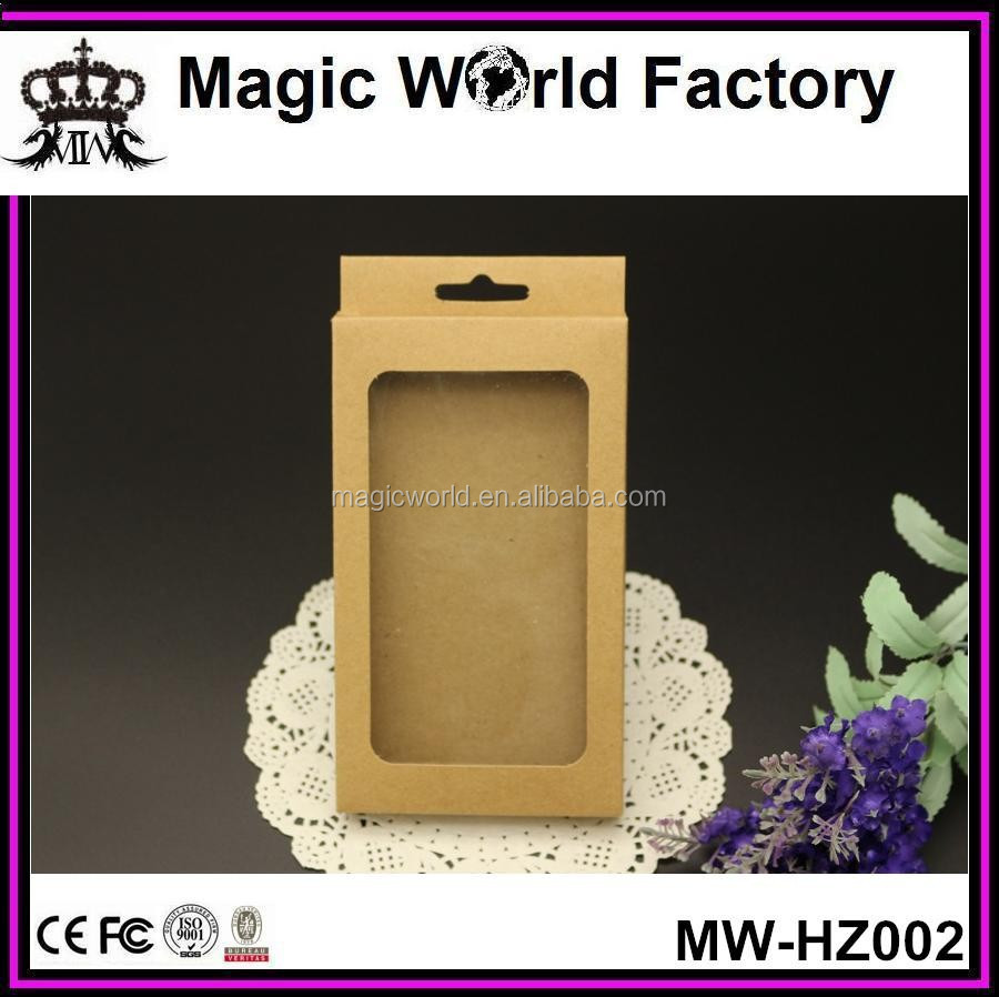 for mobile phone case retail packaging