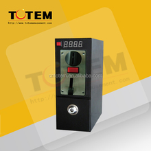 totem time controller used in self-service vending machine