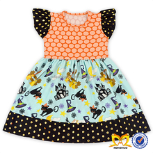 Hot Sale Summer New Style Baby Cotton Frocks Designs Different Colors Choose For Kid Japanese School Girls Short Dress