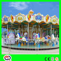 amusement rides carousel wooden toys making equipment