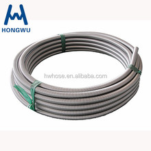 Flexible metal tubing