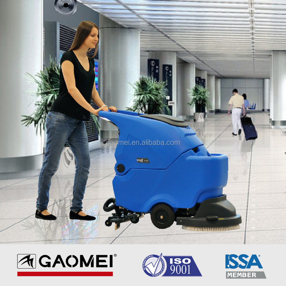 R50 cable style hand held floor cleaning equipment