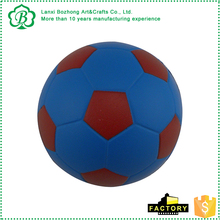 Customized high quality football soccer pu stress ball