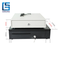 High quality 335mm cash drawer/coin saving box/pos cash drawer CR-335