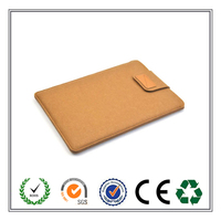 Ultra Thin Felt laptop sleeve, high quality felt laptop case