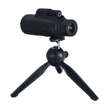 Hunting powerful long range mobile phone monocular telescopes with free tripod