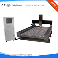 hot sale heavy duty stone cnc router for marble or granite high quality stone cutter machine small