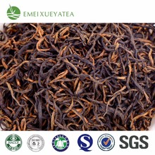 Chinese black tea botanical names of leaves