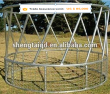 stainless steel cattle feeder for livestock
