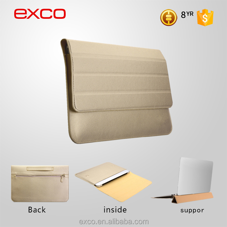 Factory in Guangzhou EXCO fashion laptop support casual style blank 14 inch hard case for laptop