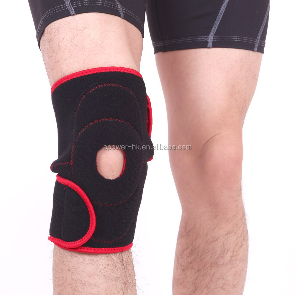 Convenient Sports Training Knee Sleeve/Elastic Compression Comfortable Knee Support/Professional Fitness Knee Protector