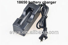 Battery charger for 18650/18700 li-ion batteries