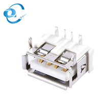 Quick Charger 5A current 4 Pin usb 2.0 port female socket type a connector