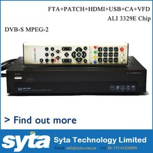 free to air set top box Factory stock! Hot lastest S810B A+ dvb-s+gprs colombia desv dongle for Africa free to air set top box