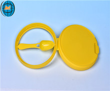plastic lid for pop can with FSSC 22000 certified by GMP standard plant