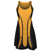 Hot Sale New Design Sublimation Women Netball Dresses Uniform