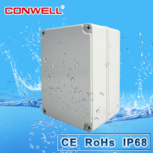 electrical mcb distribution box with transparent lid