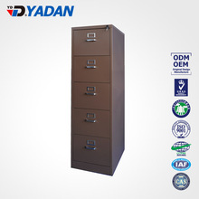 colorful bureau office furniture steel filing cabinets