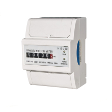 Din Rail Single Phase Digital 100A Power Energy <strong>Meter</strong>