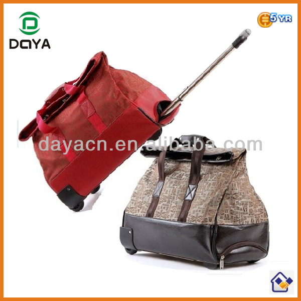 exhibition trolley bags