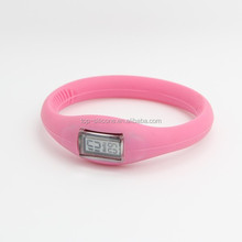 Personalized Digital Sport Silicone Watch
