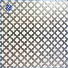 galvanized perforated metal mesh / stainless steel perforated sheet / aluminium hole punching sheets price