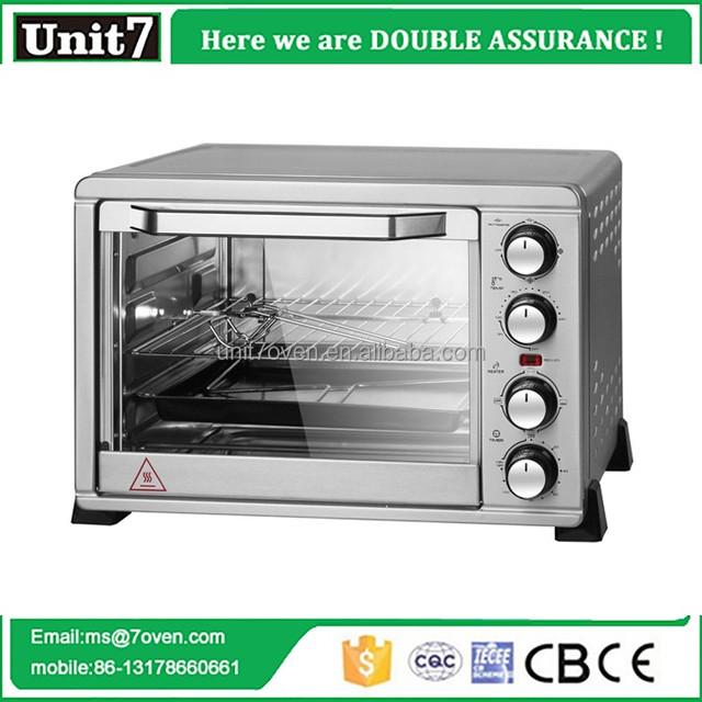 Unit7 Cheap price best quality electric oven toaster convection oven