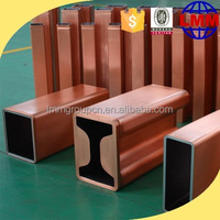 130X130 Square Copper Mould Tube Tubular Moulds CMT For Continuous Casting Machine CCM Design Price