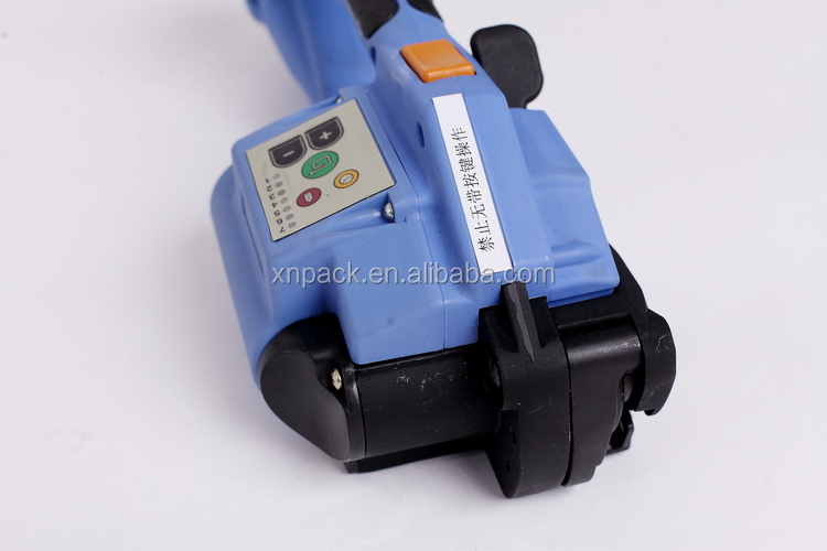 plastic strapping tool electric plastic strapping tool XN 200(xjt)07