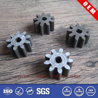 Differential planetary gear for excavator starter