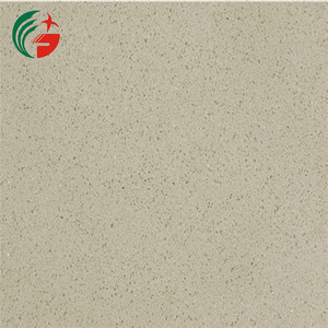 GR0907 Easy maintenance non-slip artificial marble sheets beige kitchen floor tiles