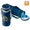 promotional polyester single beer bottle cooler bag