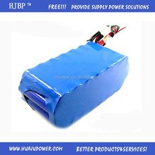 HJBP customized big capacity battery pack 30ah|60ah|80ah|100ah|200ah 2S15P 7.4V 18650 li-ion lithium battery with china top cell